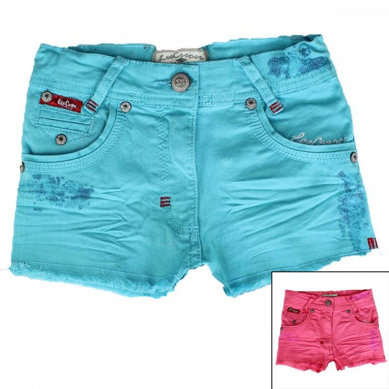 10x Shorts slim Lee Cooper du 6 au 14 ans - Robe Jupe et short