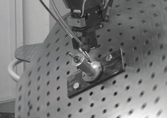 achberg production - robot based laser welding