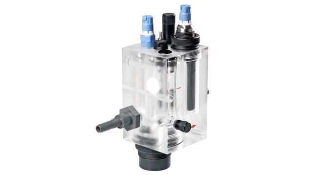 Caudalímetro para agua - CCA250 -