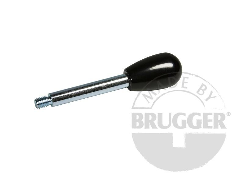 Handle with external thread - null