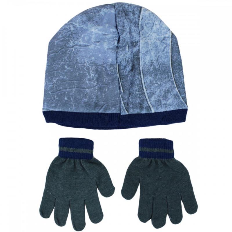 3x Bonnets et gants Captain American - Bonnet Gant Echarpe
