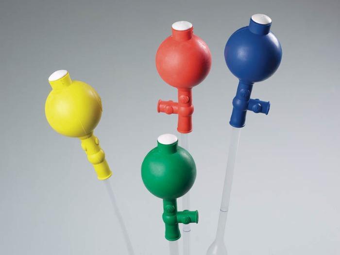 Perilla de pipeteado de seguridad - Equipo de laboratorio e industrial, para todas las pipetas de hasta 100 ml