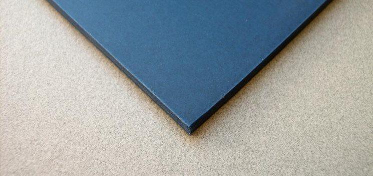 Silicone Rubber Sheet (Solid) - Metal Detectable Silicone Sheet