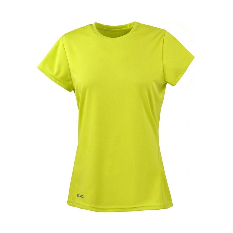 Tee-shirt femme respirant Performance - Hauts manches courtes
