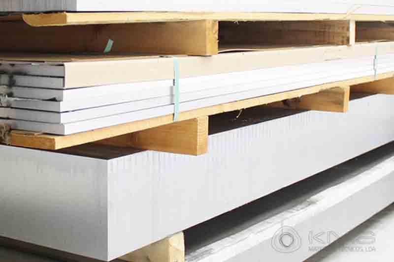 Placas de Alumínio Laminadas -
