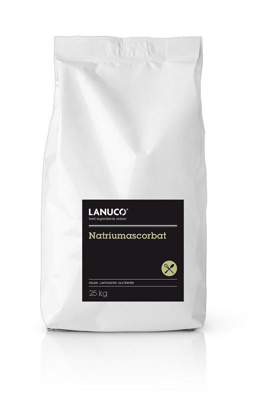 Natriumascorbat - Antioxidationsmittel, Stabilisator