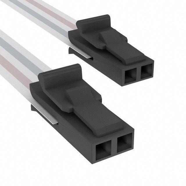 FLEX CABLE - AFG02G/AF02/AFG02G - TE Connectivity AMP Connectors A9CCG-0208F