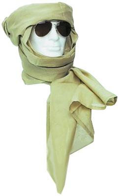 Suits Headgear - COTTON NORTH AFRICAN HEAD SCARF