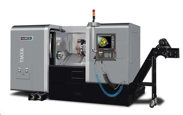 Multi-Axis-Turning-Center - TMX 8i - The ideal machine for machining complete medium-sized parts in one set-up