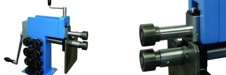 Manuell / Motor. 50-63 - Sicken- & Bördelmaschinen