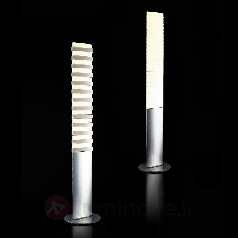 Lampadaire LED insolite Piano - Lampadaires LED
