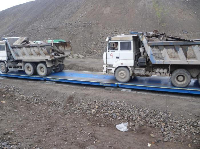 """Kravas automašīnu svari """"Turan"""" - BTA Turan sērijas kravas svaru bez pamatiem priekšrocības"""