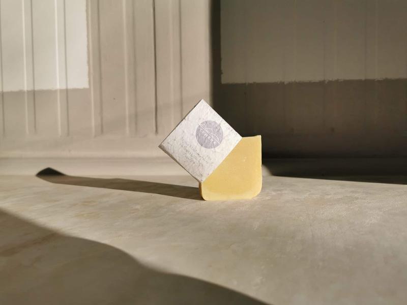 Savon Lait De Chèvre Bio | Ingrédients 100% Naturel - Cosmétique au lait de chèvre