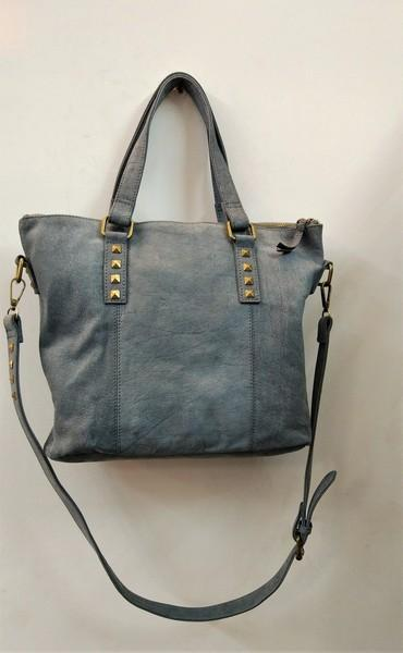 Grain Leather Bag for women  -