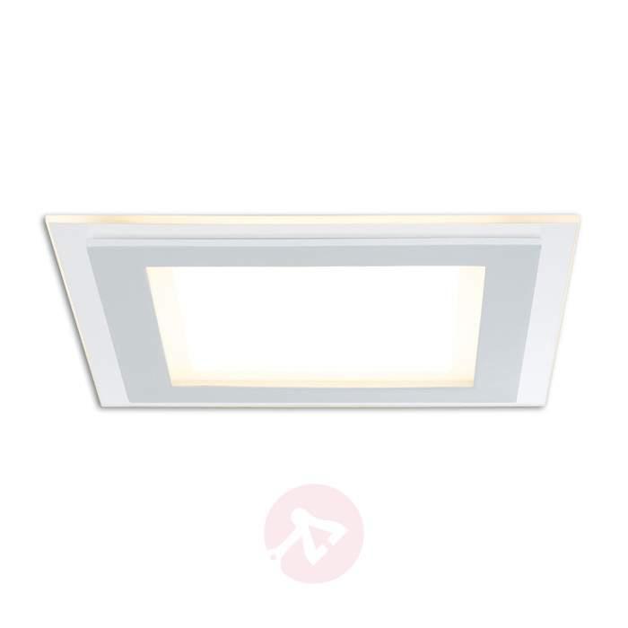 2 piece set of LED spots Premium Line DecoDice - Recessed Spotlights