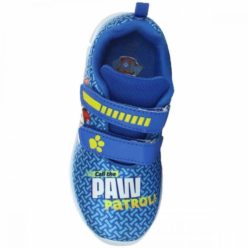 16x Baskets basses sur cintre Paw Patrol du 25 au 32 - Chaussures