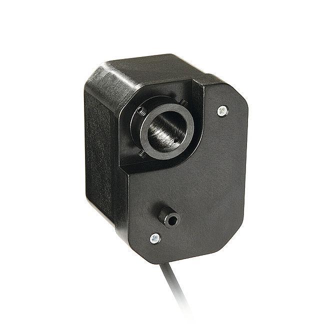 Geared potentiometer - Geared potentiometer GP02
