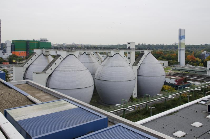 Décanteur Centrifuge C7E - Décanteur C7E est la centrifugeuse dans le secteur des boues d'épuration