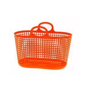 Delicieux Large Plastic Mesh Basket   Capacity For 30L ...