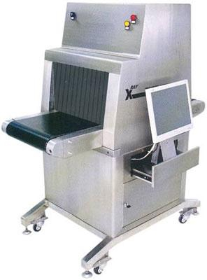 Equipment / Luggage Detectors - GJ-XS-5030 X-RAY PARCEL SCANNER TUNNEL