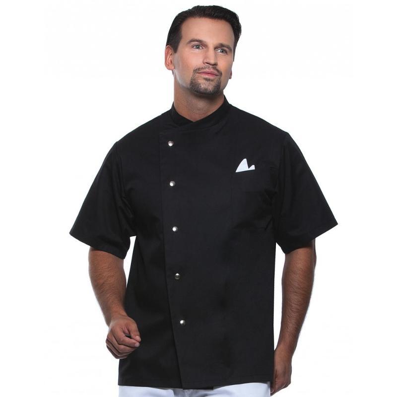 Veste chef manches courtes - Vêtements