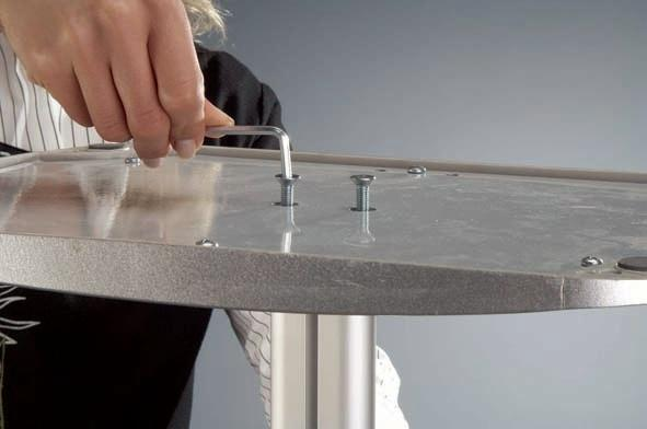 Menu Boards - Présentoir ajustable