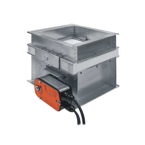 Cut-off fire dampers mcr FIDS p/P EIS 120, with... - null