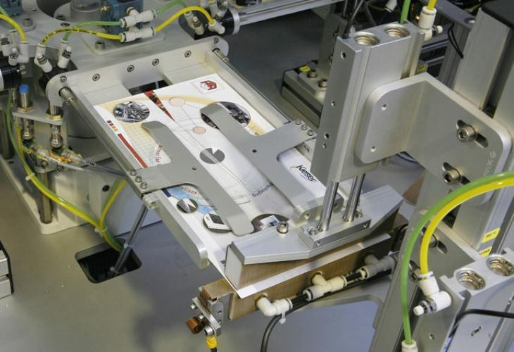 Dispatch Packaging Unit for Prescription Lenses - RX Packaging and dispatch