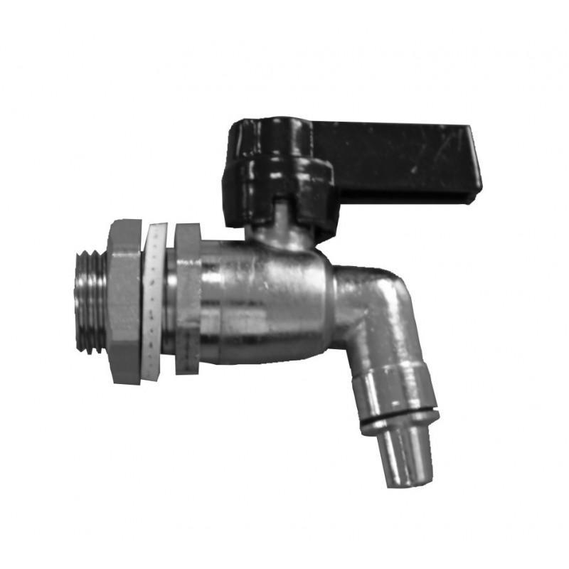 Dégustateur Coudé A Sphère Gas-laiton - GAS