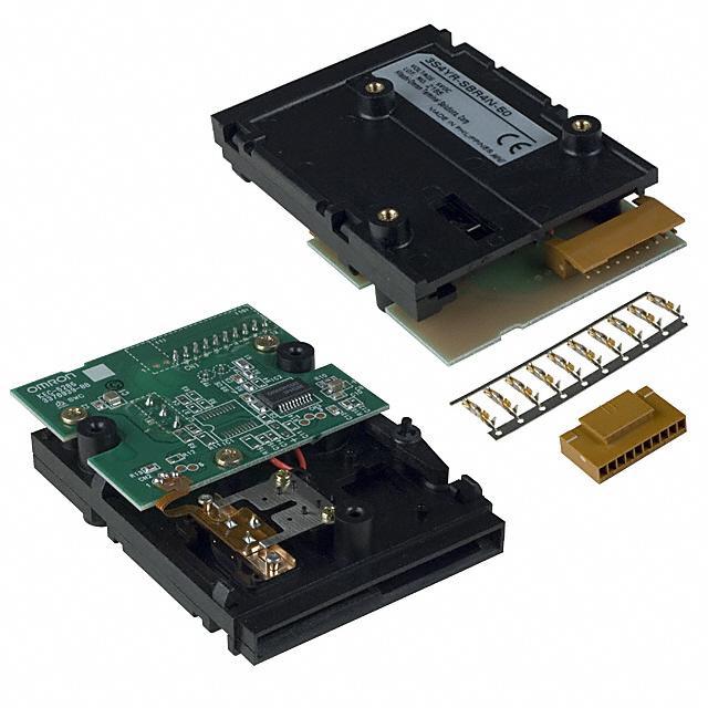 MAG CARD READER 1/2 INSERT TRK2 - Omron Electronics Inc-EMC Div 3S4YR-SBR4N-50