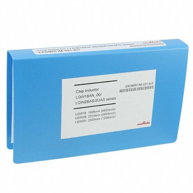 KIT RF INDUCTOR(0603-1008) - Murata Electronics North America EKDMRFIM-V01-KIT
