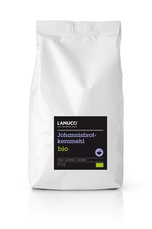 Bio Johannisbrotkernmehl - Bio Geliermittel, Stabilisator, Ballaststoffreich