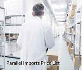 Medecine - Parallel Imports