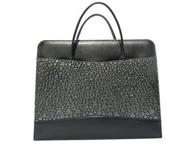 Business leather handbag - item 839