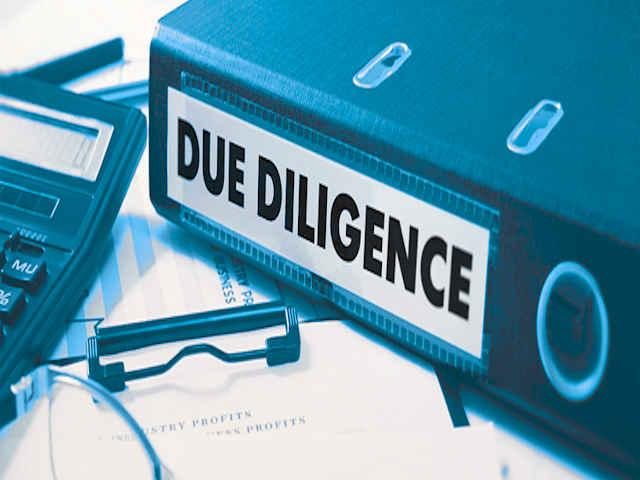 Due Diligence - Due Diligence, Business Investigations