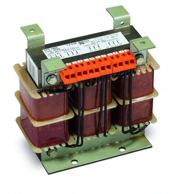 Dreiphasen Transformatoren - SPT1600