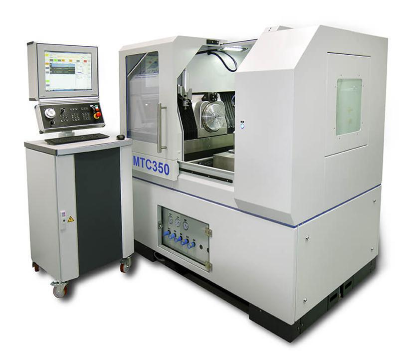 MTC 350 - Ultraprecision turning machine