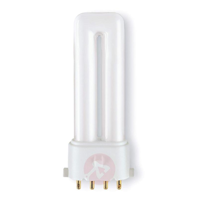 2G7 9 W compact fluorescent lamp Dulux S/E - light-bulbs