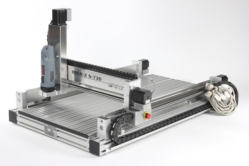 CNC Portalfräse S-720 / CNC Graviermaschine