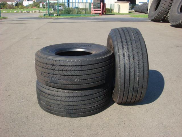 Truck tyres - REF. 445/65R22.5.DSR.118