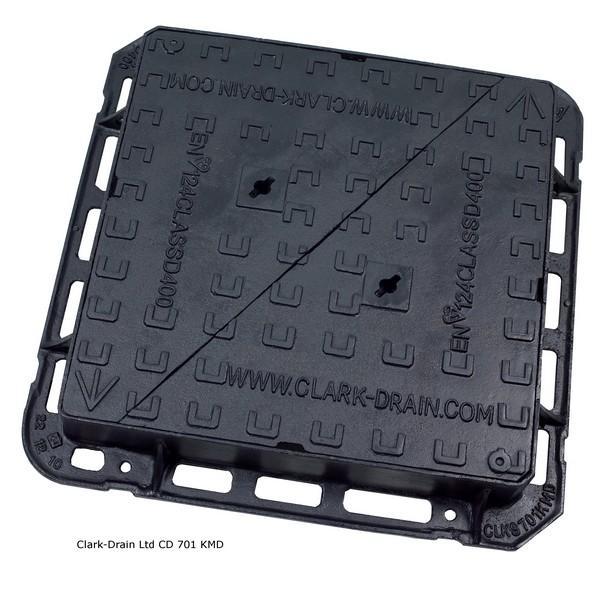 Manhole Cover - CD 701 KMD