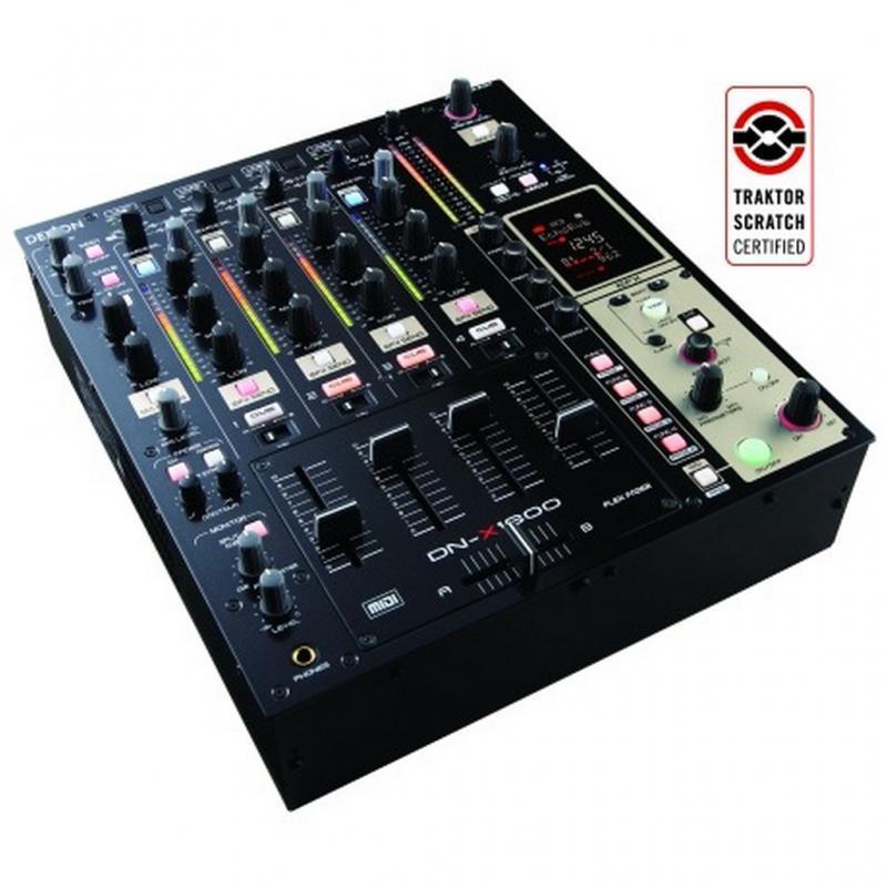 DJ-Mixer - Denon DN-X1600