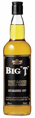 "Scotch Whisky big ""t"""