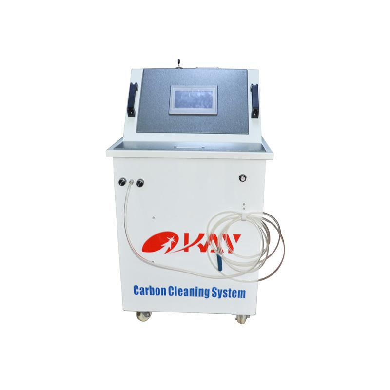 Máquina de limpieza de carbón del motor - CCS1500,10 años, calidad superior, equipo de servicio automotriz
