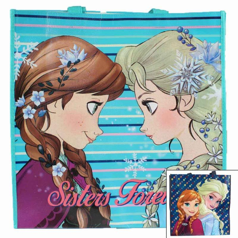 24x Sacs Shopping La Reine des Neiges 38x38x12 - Sac et Sac à dos