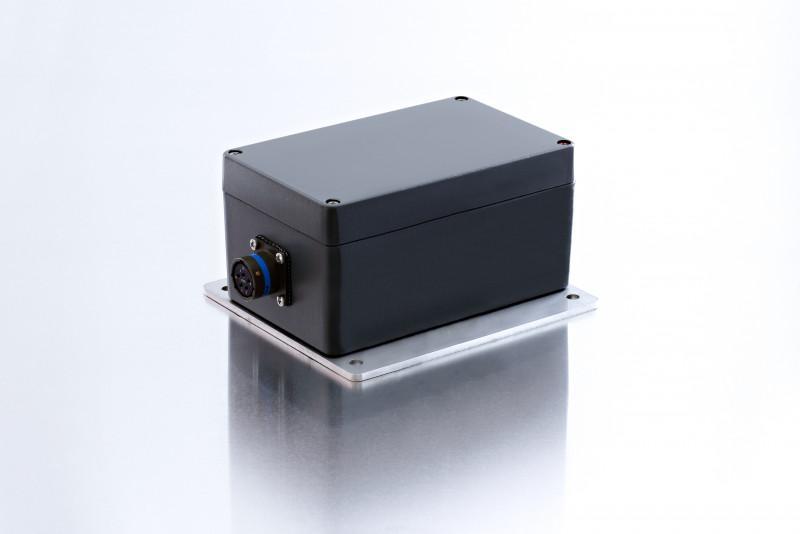 加速度传感器 AccTRANS+ - 用于铁路应用的模拟振动传感器AccTRANS4