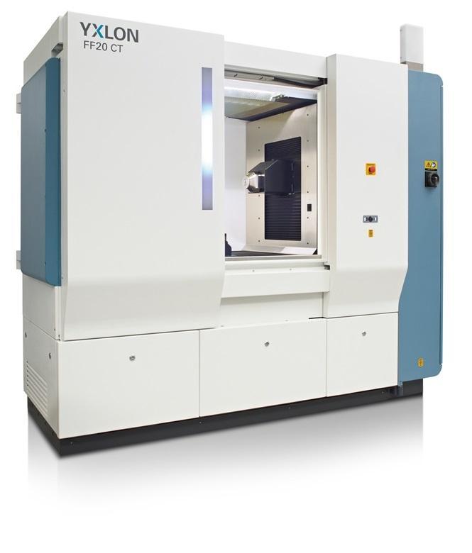 YXLON FF20 CT - Industrial CT System