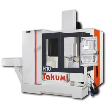 3-Achs-Bearbeitungszentrum - H10 - 3-Achs-Bearbeitungszentrum zum Werkzeug- u. Formenbau, H10, Takumi