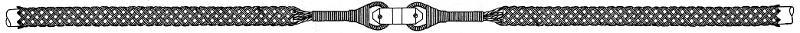 Tire-câbles - Tire-câbles pour le changement de câbles de grues