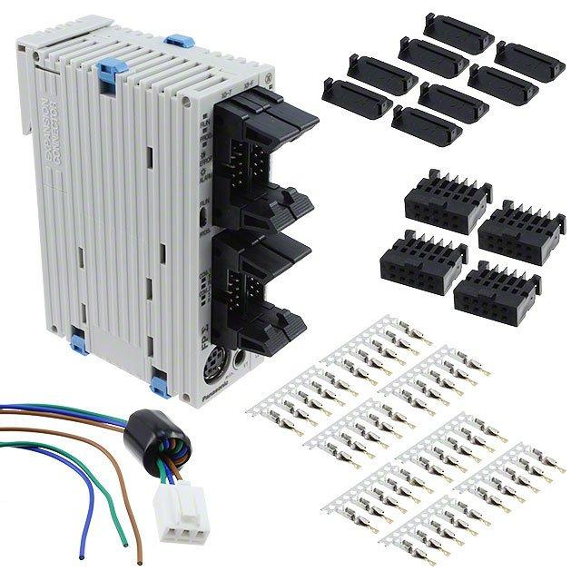 CONTROL LOGIC 16 IN 12 OUT 24V - Panasonic Industrial Automation Sales FPG-C28P2H
